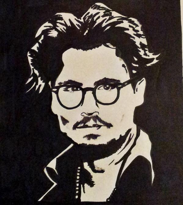 Johnny Depp by Paulinaa18
